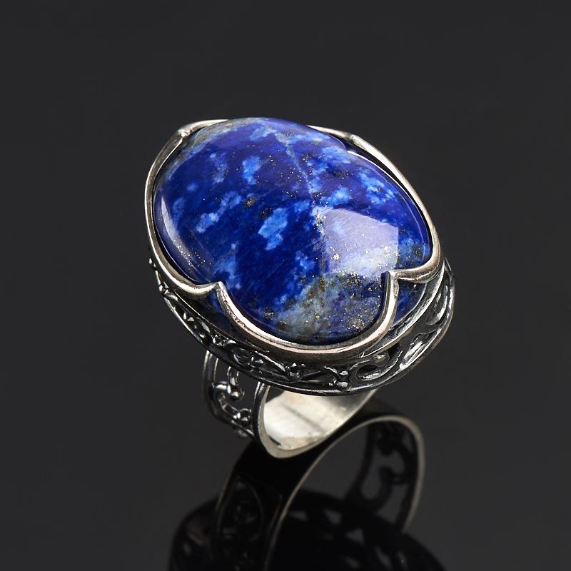 Кольцо лазурит (серебро 925 пр.) размер 17,5 кольцо лазурит серебро 925 пр размер 19