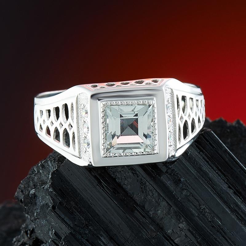 Кольцо празиолит огранка (серебро 925 пр.) размер 20 кольцо празиолит огранка серебро 925 пр размер 17
