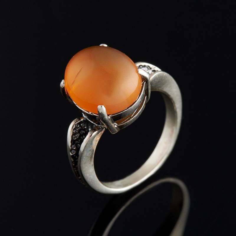 Кольцо сердолик (серебро 925 пр.) размер 16 кольцо oem 925 925 lknspcr179