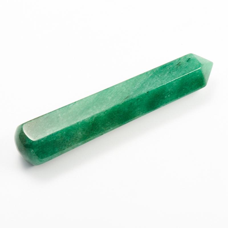 Фото - Массажная палочка авантюрин зеленый 10-12 см массажная палочка содалит 8 10 см