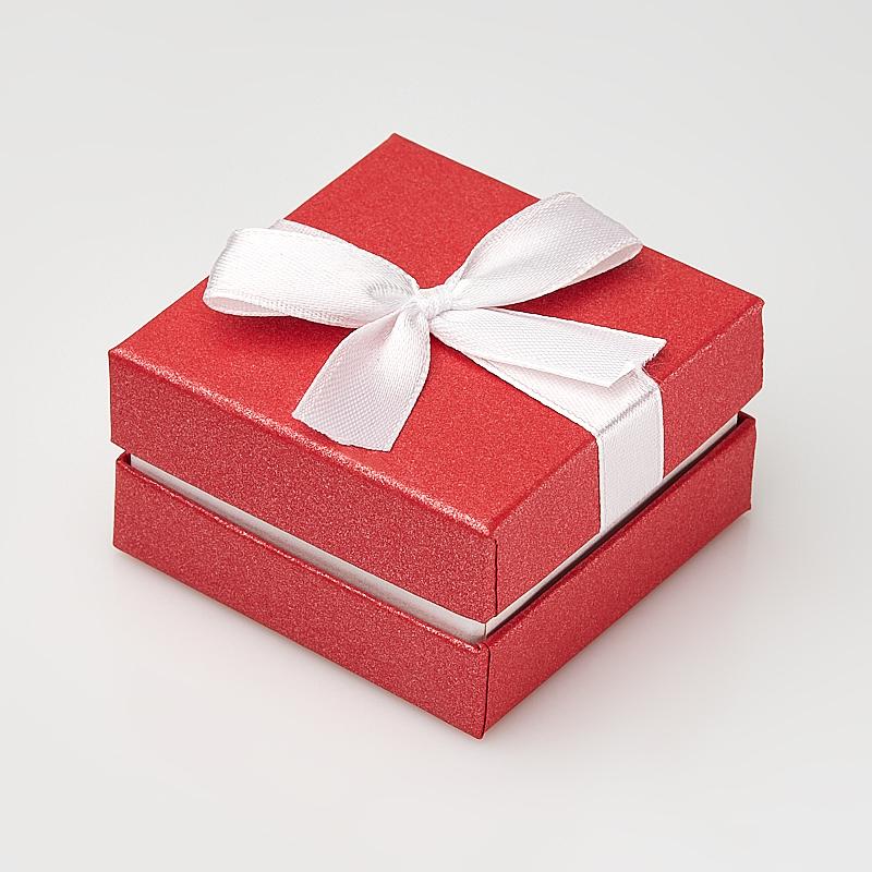 Подарочная упаковка под комплект (кольцо, серьги, кулон) 60х60х35 мм подарочная упаковка под комплект кольцо серьги кулон 80х65х25 мм