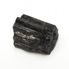 Кристалл турмалин черный (шерл) Бразилия (3-4 см) 1 шт