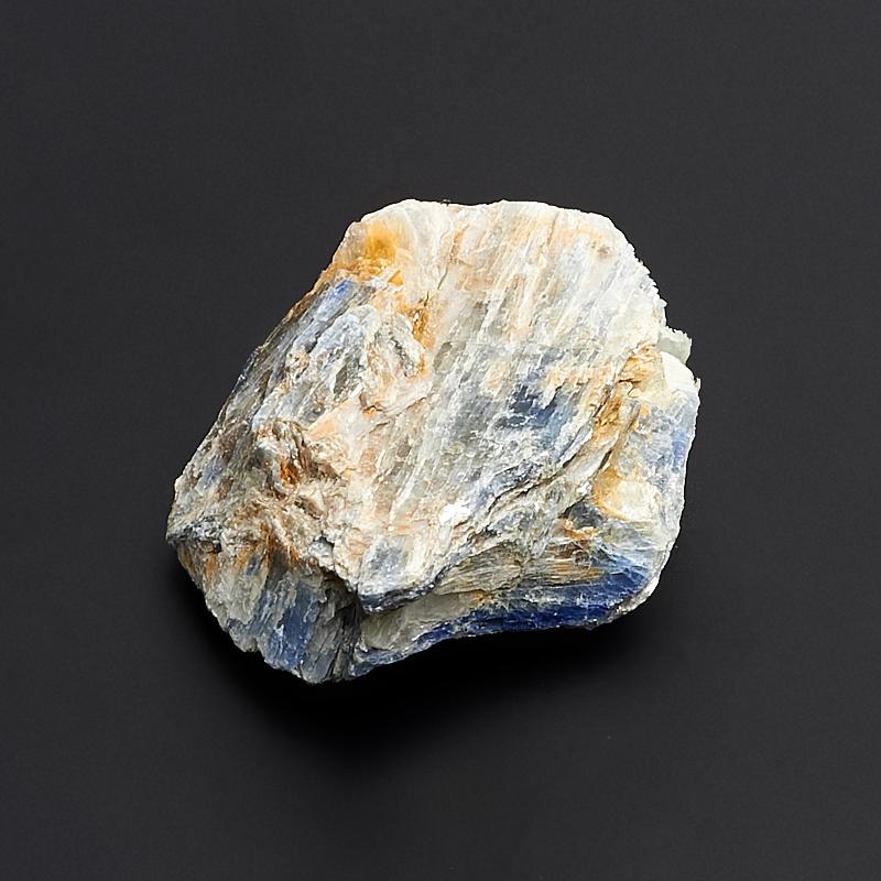 Кристалл кианит синий (сросток) XS браслет кианит с эффектом кошачьего глаза синий 16 cм