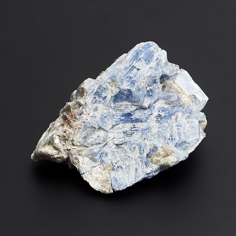 Кристалл кианит синий (сросток) S браслет кианит с эффектом кошачьего глаза синий 16 cм