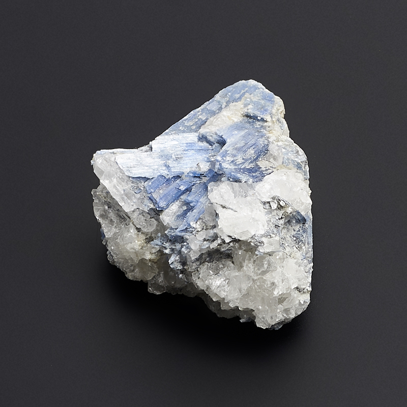 Кристалл кианит синий (сросток) S yuerlian синий s