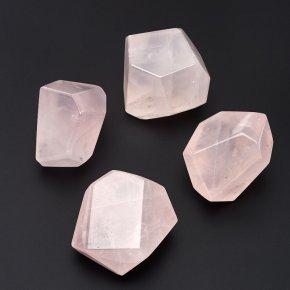 Образец розовый кварц Бразилия (3-4 см) 1 шт