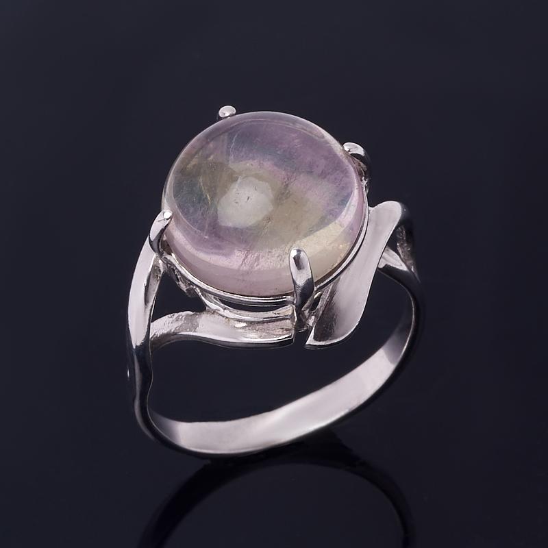 Кольцо флюорит (серебро 925 пр.) размер 17 цены
