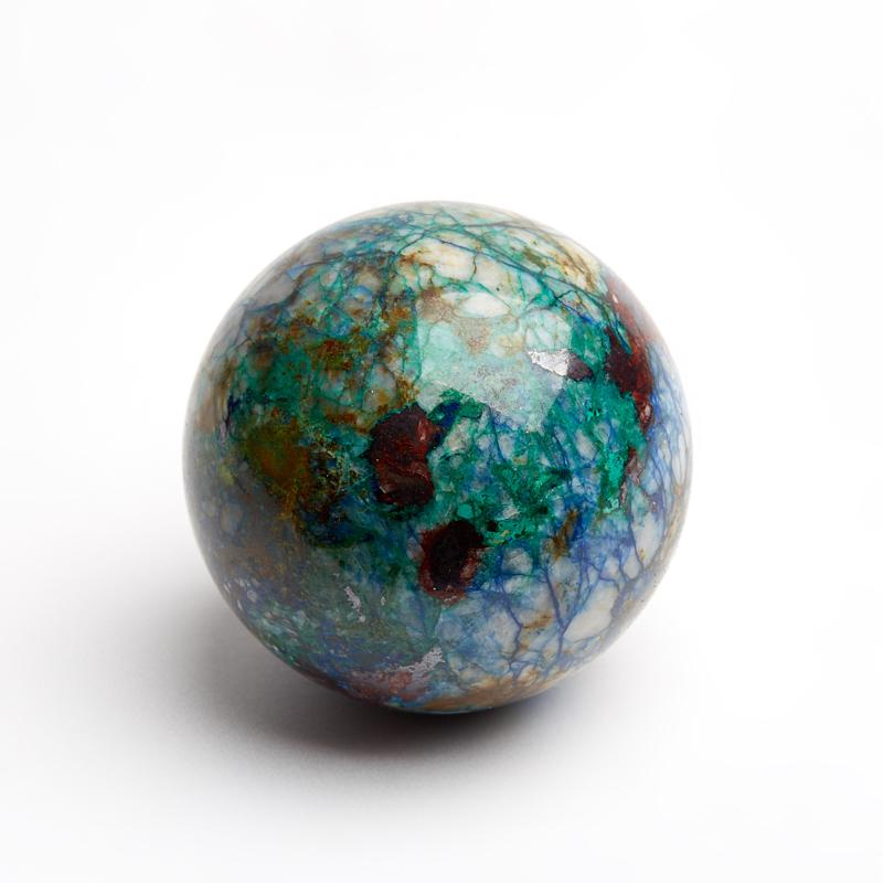 Шар азуромалахит 5 см детский шар show me 1 2 1 5 zorb