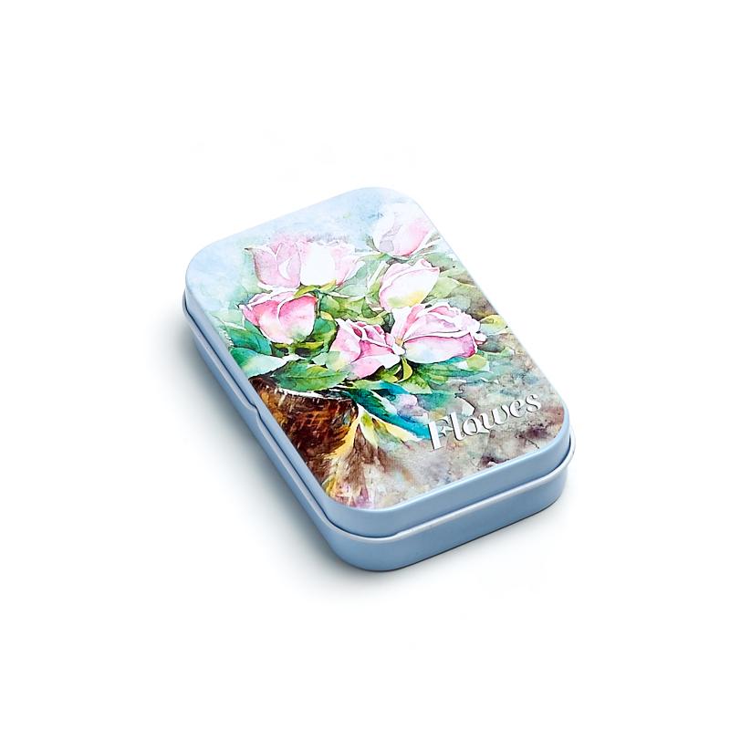 Шкатулка для хранения камней / украшений 10х6,5х2 см шкатулка для хранения камней украшений 10 5х8х6 5 см