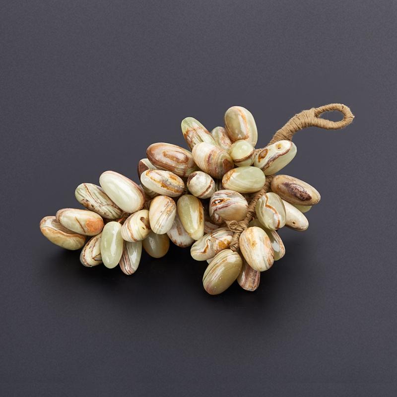 Виноград оникс мраморный 15 см шкатулка оникс мраморный 6х7 см