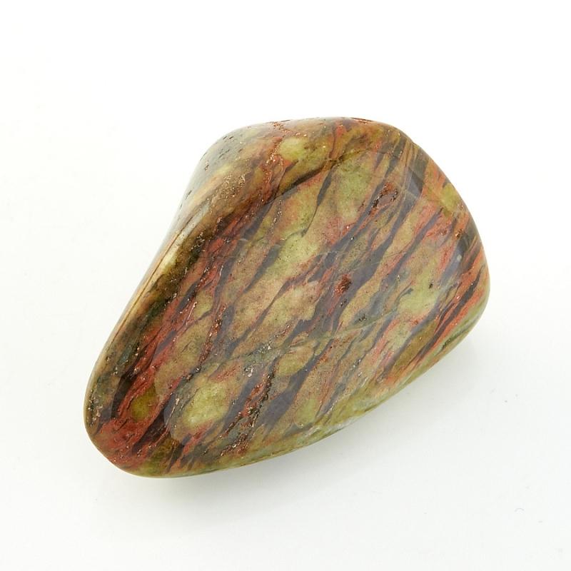 Галтовка унакит ЮАР (2,5-3 см) (1 шт)