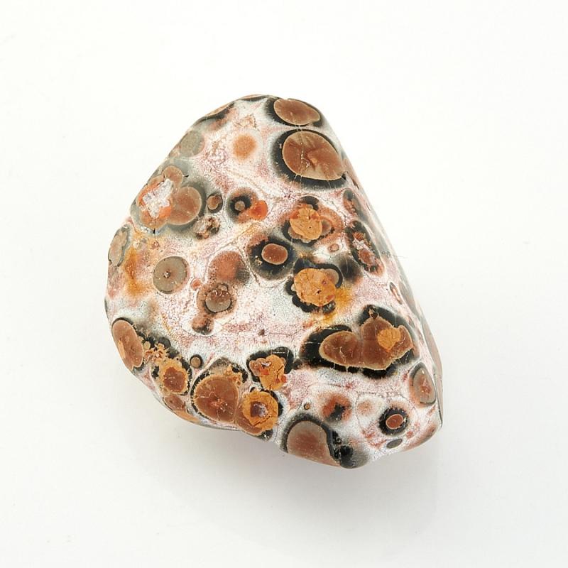 Галтовка яшма леопардовая Мексика (2-2,5 см) (1 шт)