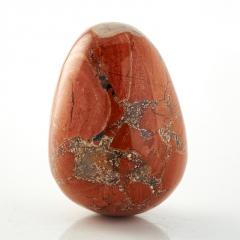 Яйцо яшма красная ЮАР 2,5 см
