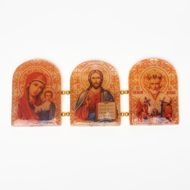 Изображение Триптих селенит 15х6 см