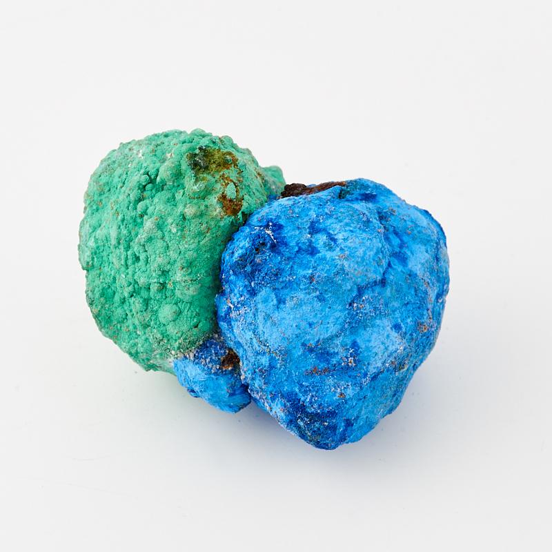 Образец азурит с малахитом XS образец азурит с малахитом xxs