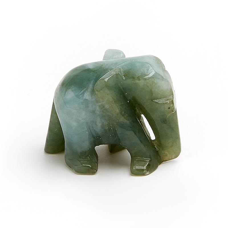 Слон жадеит 2,5-3 см