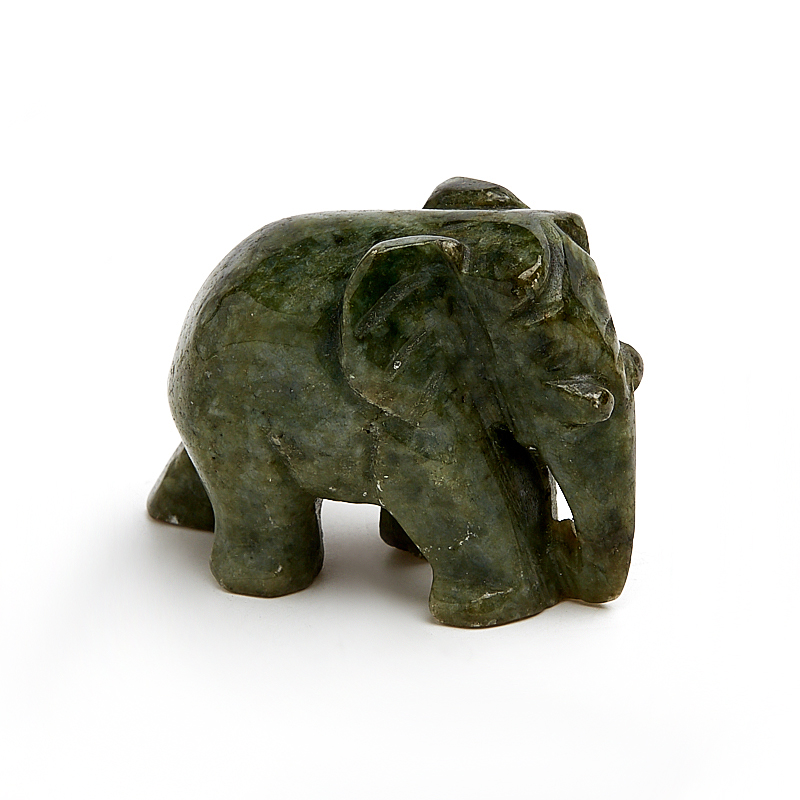 Слон жадеит 4,5 см