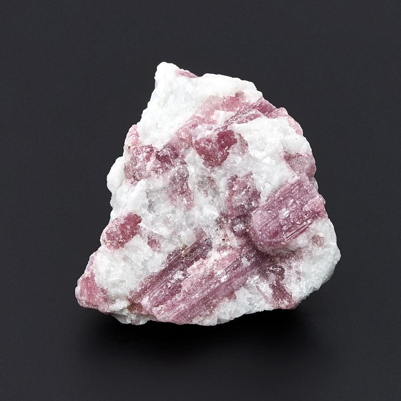 Кристалл в породе турмалин розовый (рубеллит) XS 3d puzzle магический кристалл дельфин розовый с подсветкой