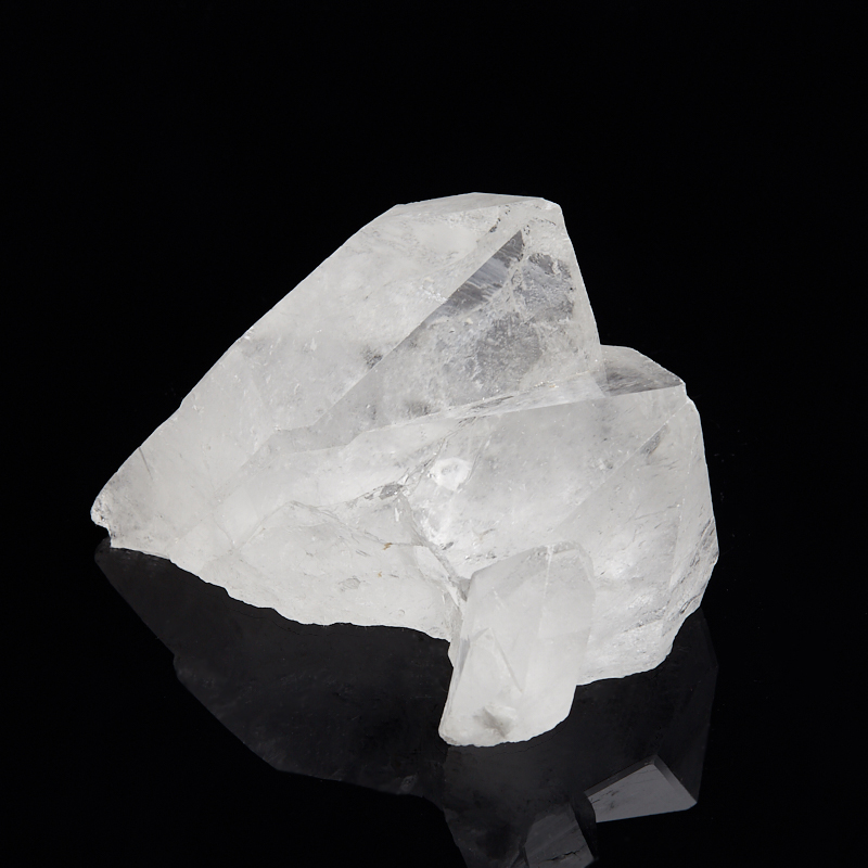цена на Кристалл горный хрусталь (сросток) S