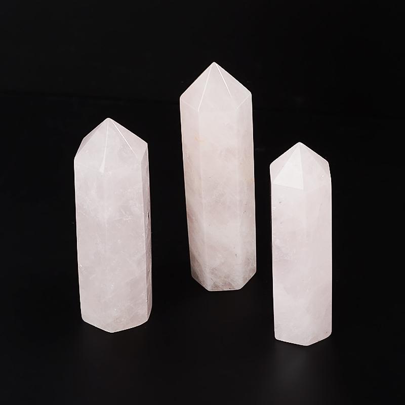 Кристалл розовый кварц (7-8 см) 1 шт 8 in 1 8 в 1 делайт xs 7 шт с говядиной