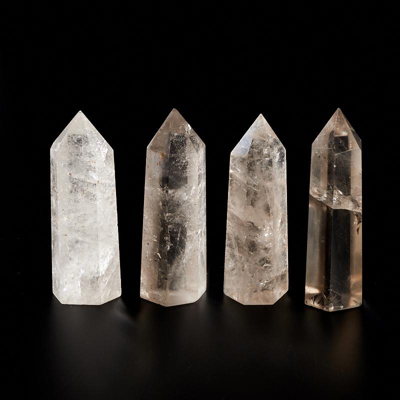 Кристалл горный хрусталь (7-7,5см) (ограненный) 1 шт