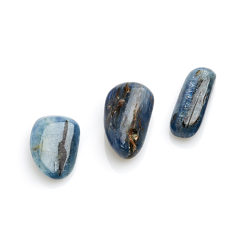 Галтовка Кианит синий Китай (2-2,5 см) 1 шт