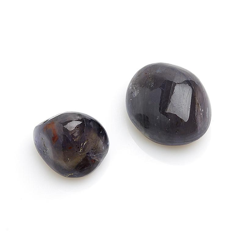 Галтовка Иолит (кордиерит) Индия (2-2,5 см) 1 шт