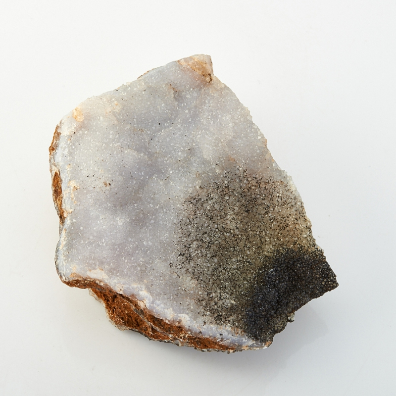 Голубой халцедон Россия (Урал) 25х50х60 мм