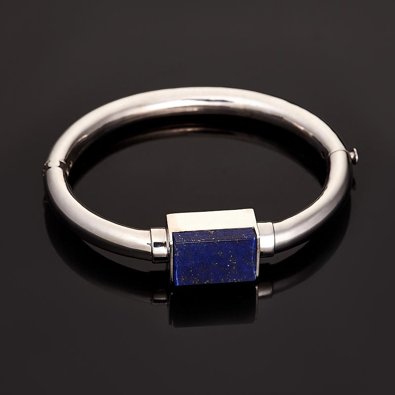 Браслет лазурит 18 см (серебро 925 пр.) браслет 925 3m yi skub012