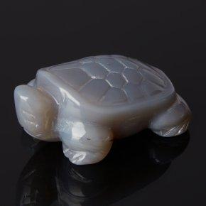 Черепаха агат серый Ботсвана 5 см