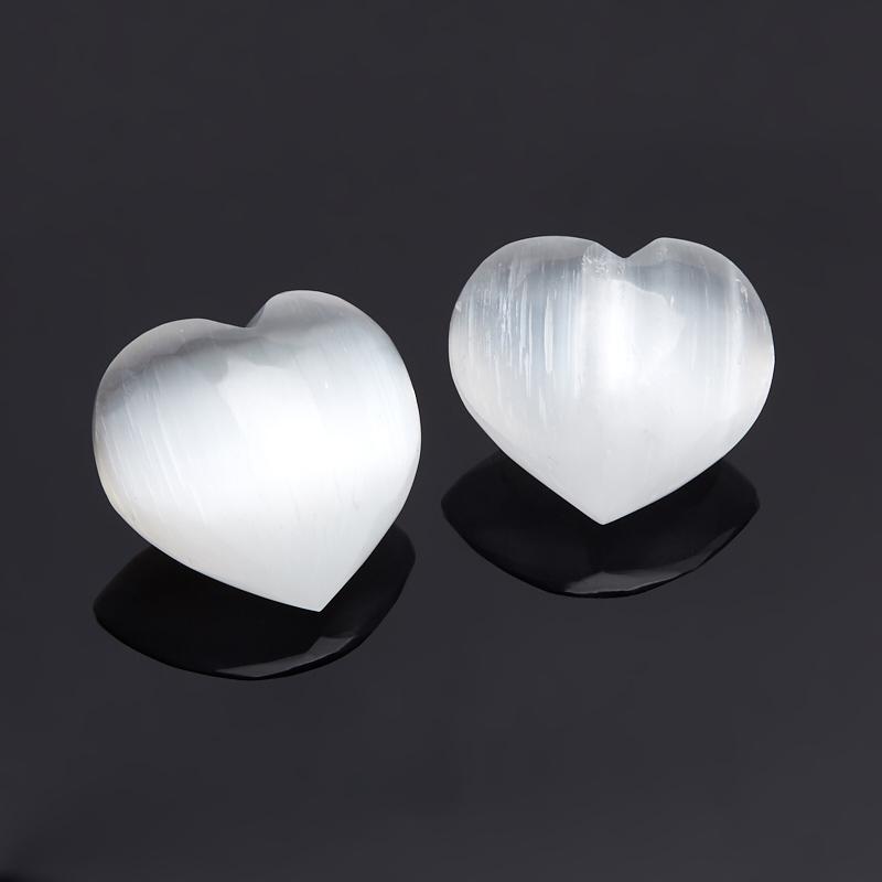 Сердечко улексит США 4 см