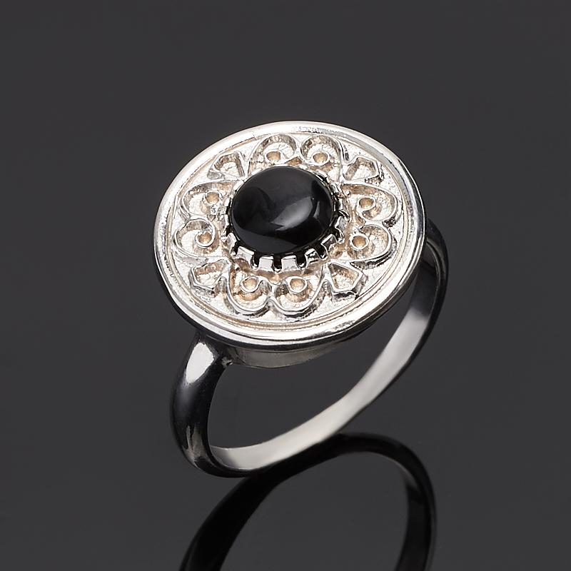 Кольцо агат черный (серебро 925 пр.) размер 16 кольцо агат черный серебро 925 пр размер 22