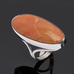 Кольцо яшма пестроцветная Австралия (серебро 925 пр.) размер регулируемый