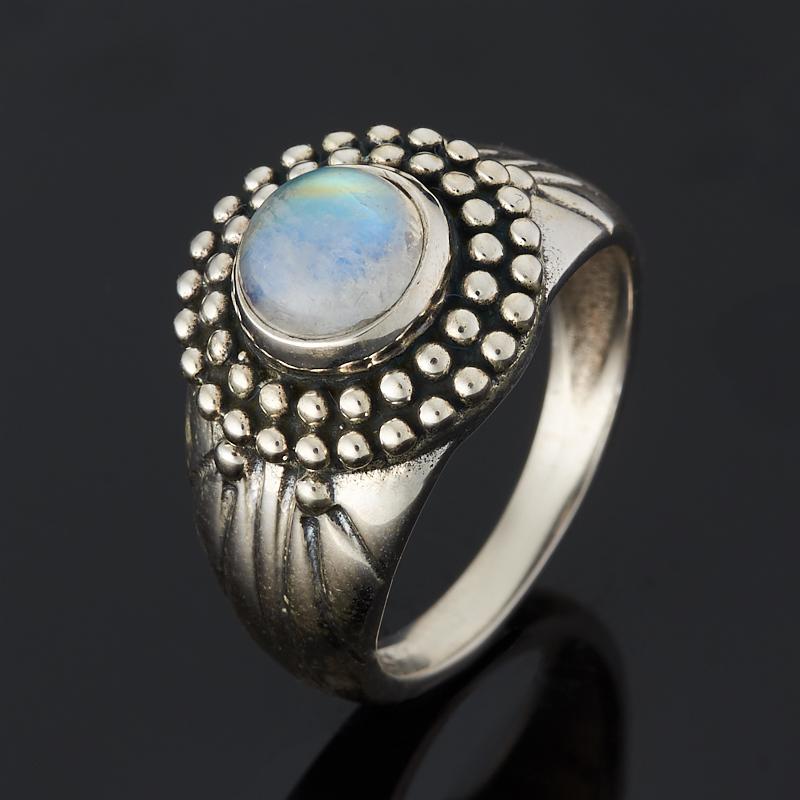 Кольцо лунный камень (серебро 925 пр.) размер 17,5 кольцо лунный камень серебро 925 пр размер 17 5