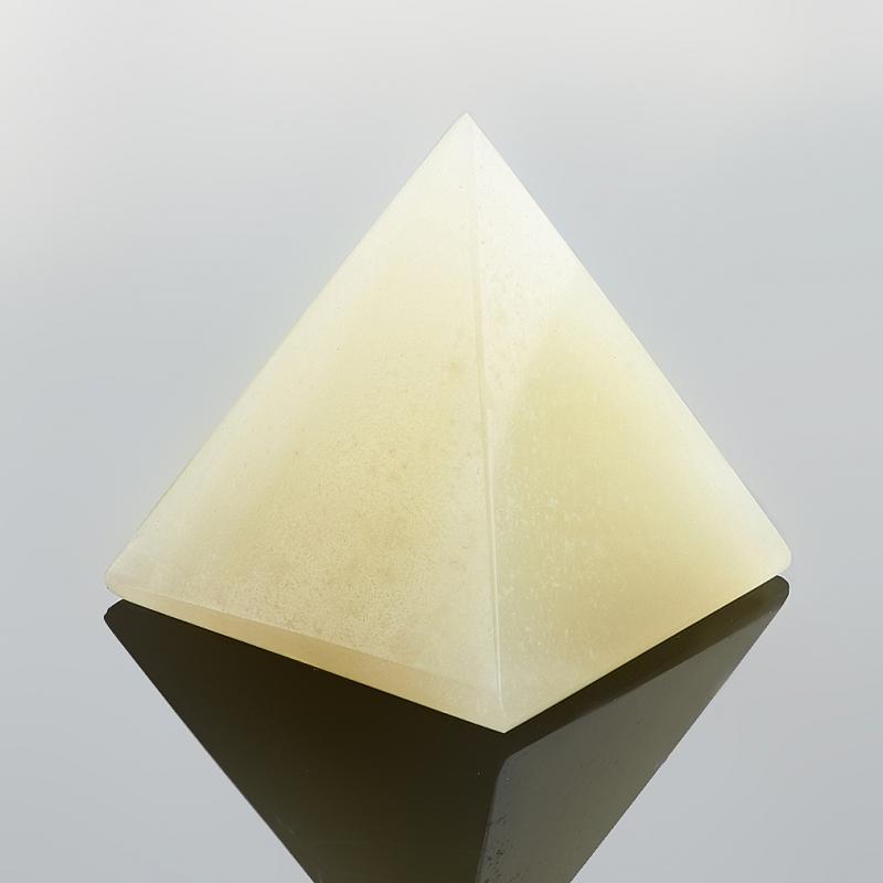 Пирамида оникс мраморный Пакистан 3 см
