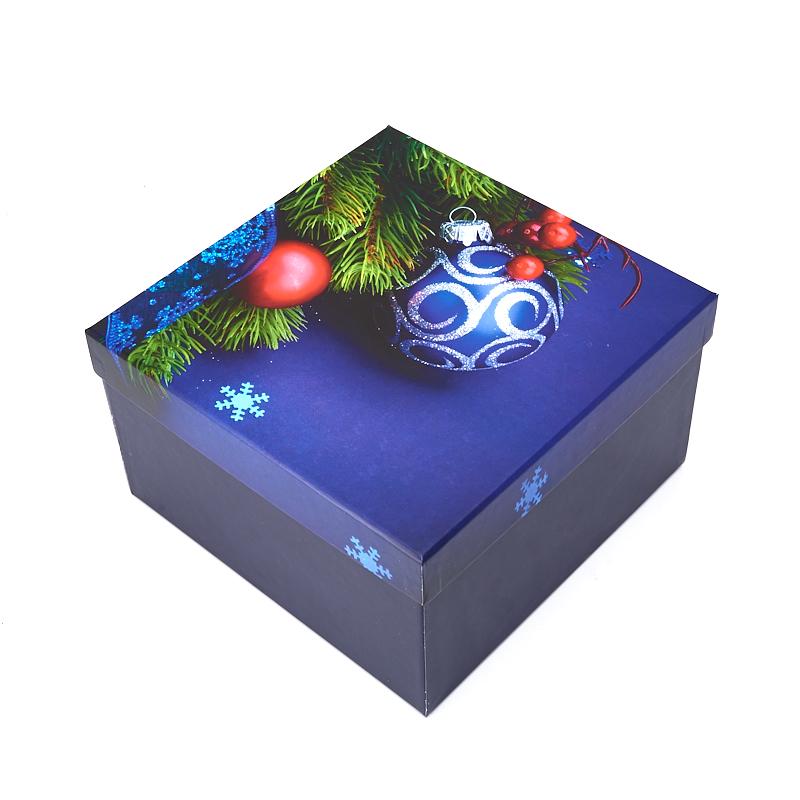 Подарочная упаковка универсальная 225х225х130 мм подарочная упаковка универсальная 145х85 мм
