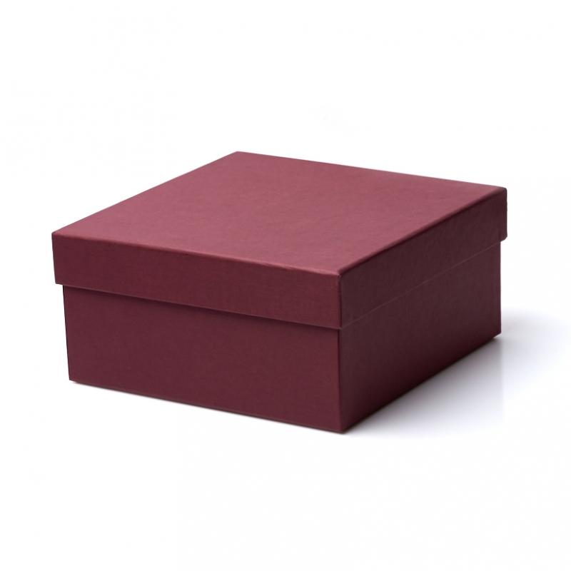 Подарочная упаковка универсальная 185х185х90 мм