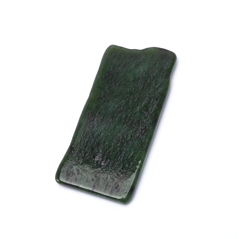 Магнит нефрит зеленый 5-7 см приманка съедобная риппер allvega blade shad цвет зеленый желтый 7 5 см 2 5 г 7 шт