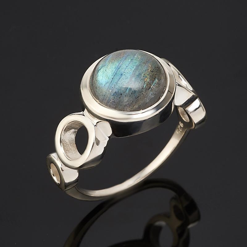 Кольцо лабрадор (серебро 925 пр.) размер 18 кольцо yueyin r143 925
