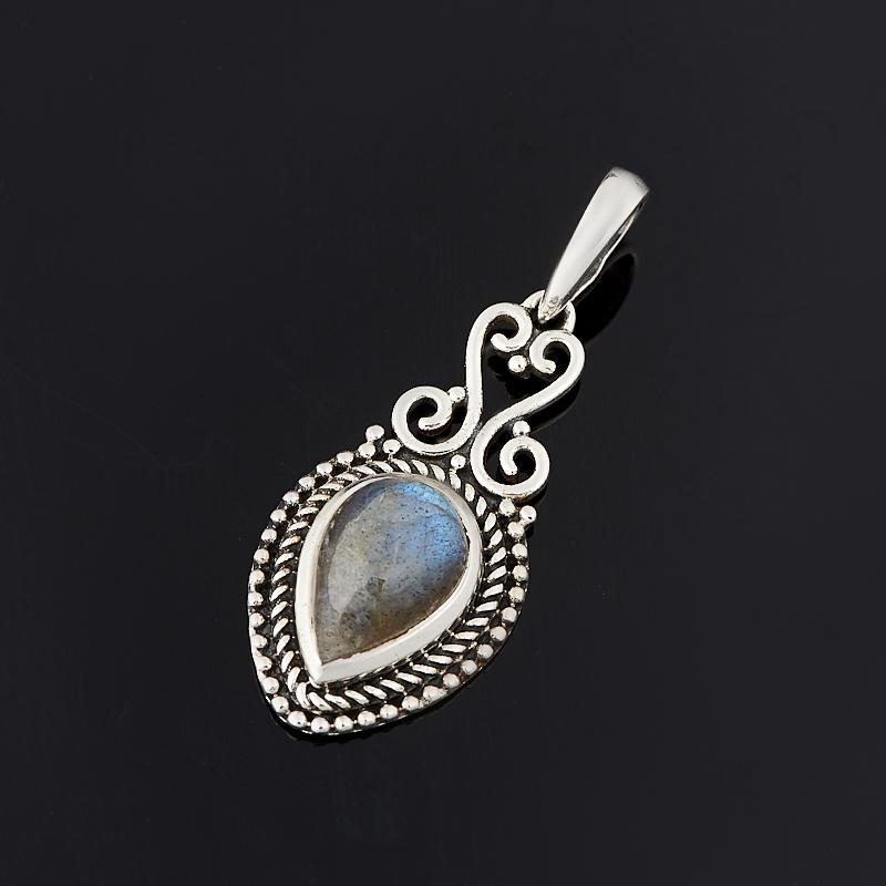 Кулон лабрадор (серебро 925 пр.) кулон лабрадор овал серебро 925 пр