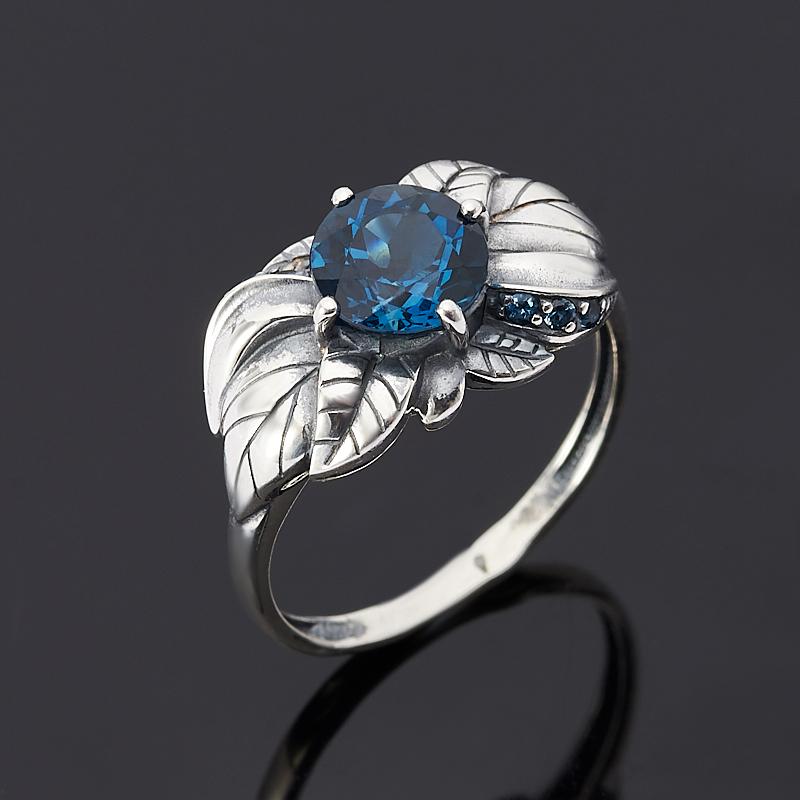 Кольцо топаз лондон огранка (серебро 925 пр.) размер 17 кольцо топаз лондон огранка серебро 925 пр размер 17 5