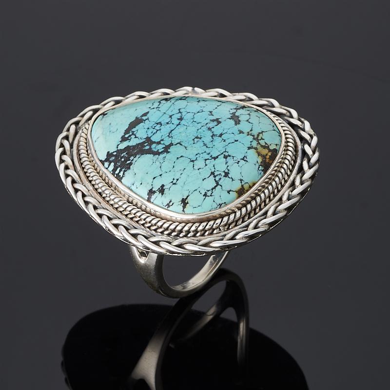 Кольцо бирюза (серебро 925 пр.) размер 18,5 [супермаркет] jobon jingdong взрывы ключ автомобиля кольцо брелок кольцо кольцо кольцо весной картина носимого zb 052c серебро