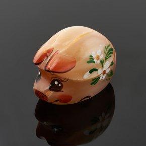 Свинка селенит Россия 3,5-4 см