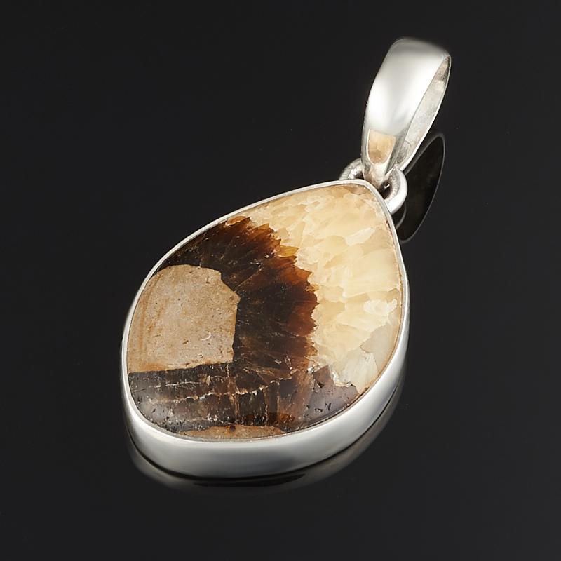 Кулон симбирцит (серебро 925 пр.)