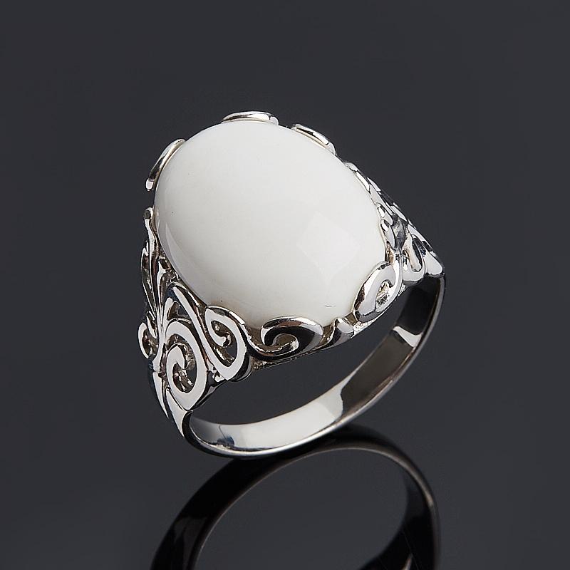 Кольцо кахолонг (серебро 925 пр.) размер 19 браслет миранда кахолонг