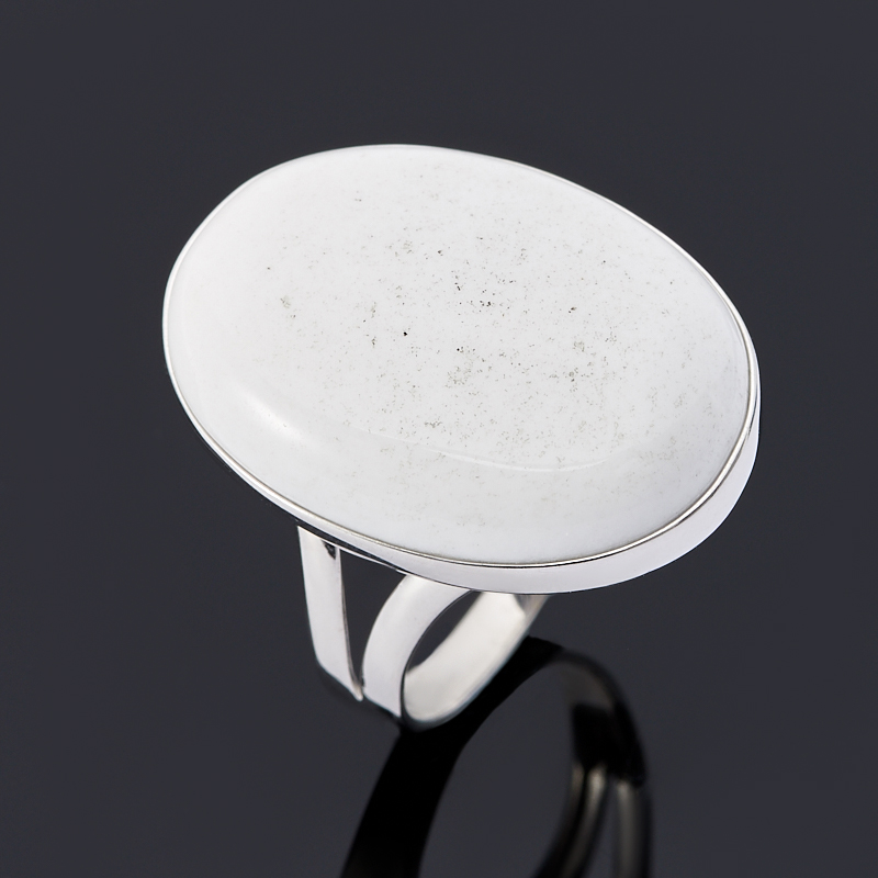 Кольцо кахолонг (серебро 925 пр.) размер 18,5 кольцо yueyin r143 925
