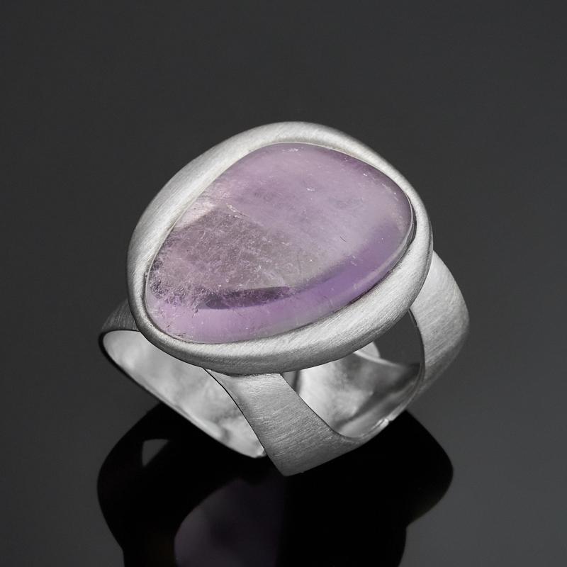 Кольцо аметист (серебро 925 пр.) размер регулируемый кольцо yueyin r143 925