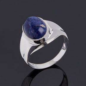 Кольцо содалит Бразилия (серебро 925 пр.) размер 20