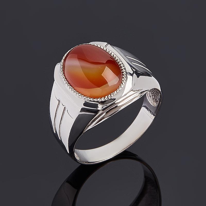 Кольцо сердолик (серебро 925 пр.) размер 19 кольцо сердолик серебро 925 пр размер 20