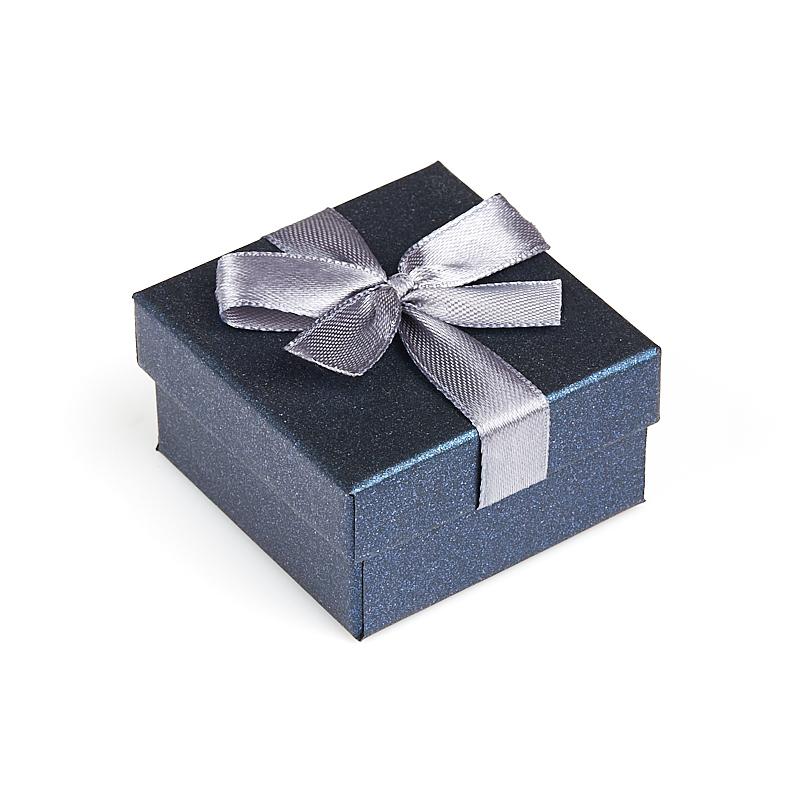 Подарочная упаковка под комплект (кольцо, серьги, кулон) 55х55х30 мм подарочная упаковка под комплект серьги кольцо 75x65x30 мм